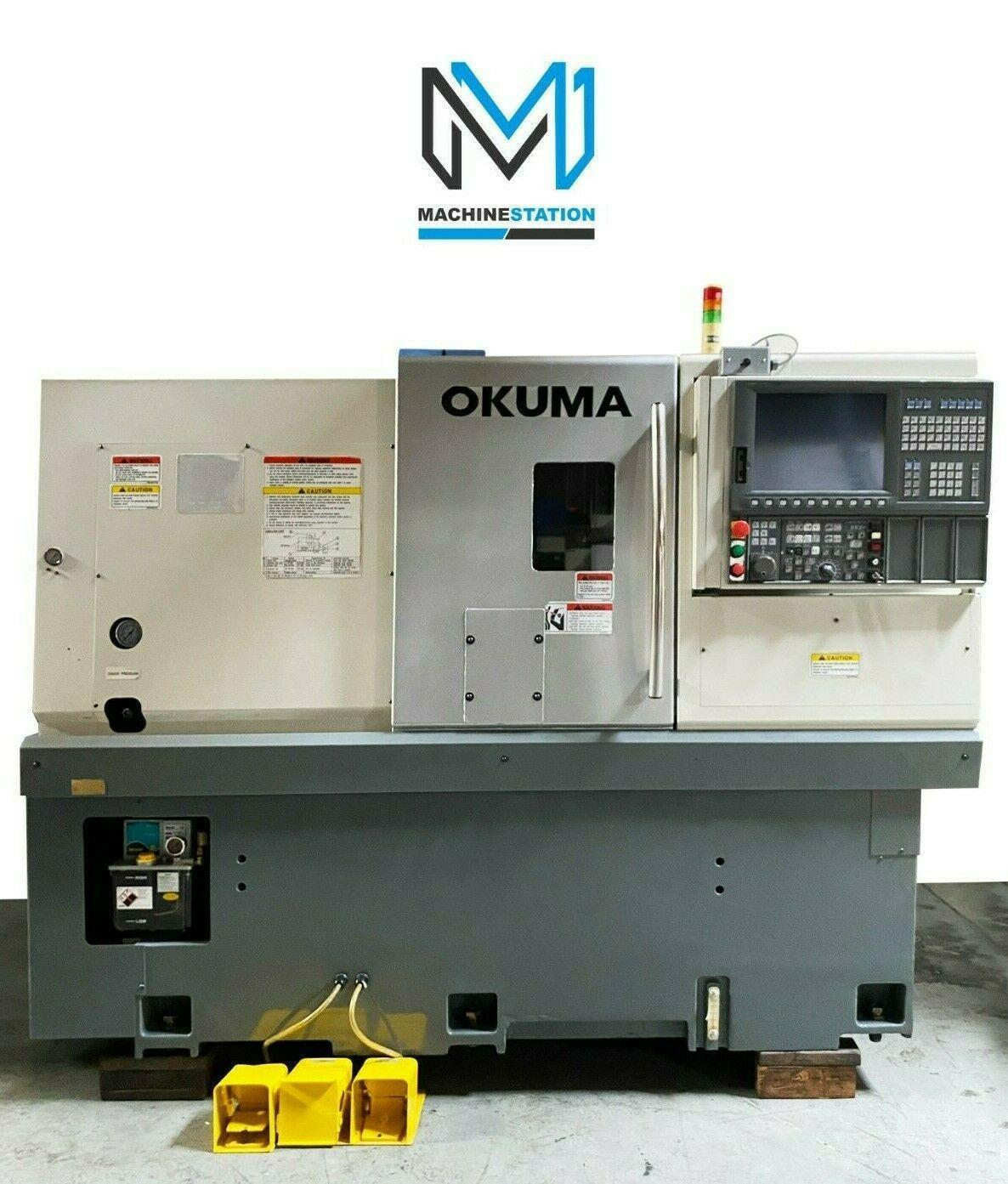Okuma Tatung ES-L10 II CNC Turning Center