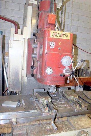 FORTWORTH VBM-5VL Vertical Milling Machine
