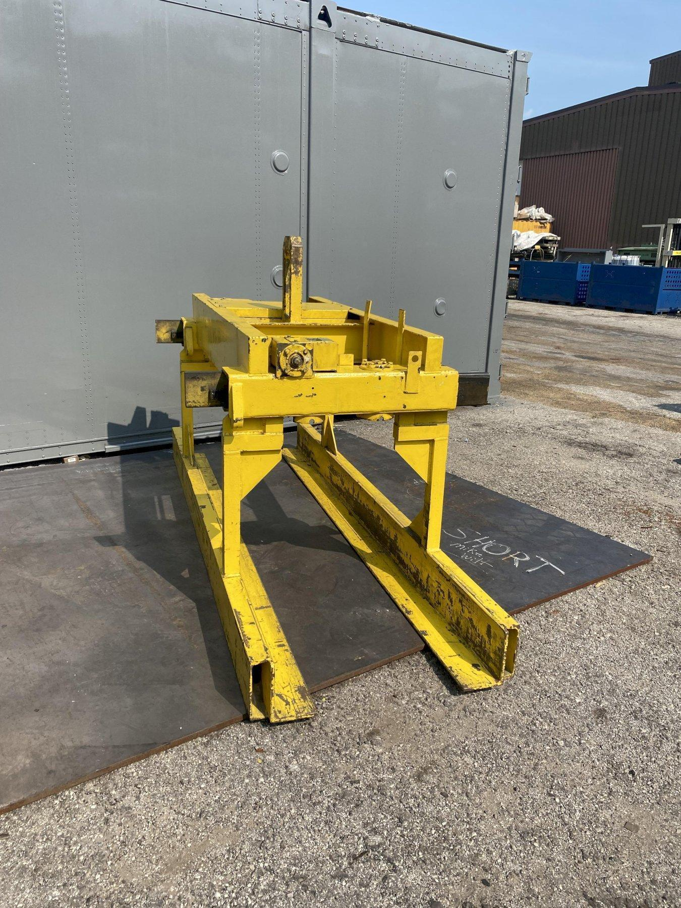 """20,000 LBS X 29"""" TO 60"""" WIDE X 19"""" HIGH CADY ADJUSTABLE MOTORIZED POWERED SHEET LIFTER"""