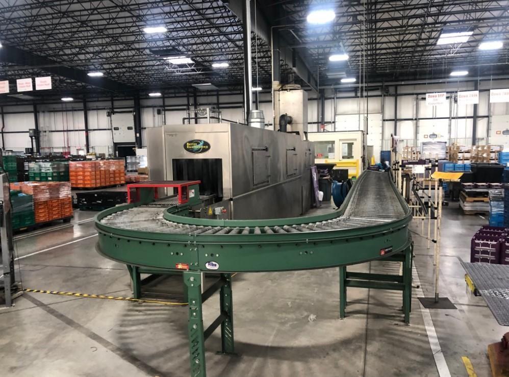 Better Engineering Pass Thru Parts Washer C24-S5/DH