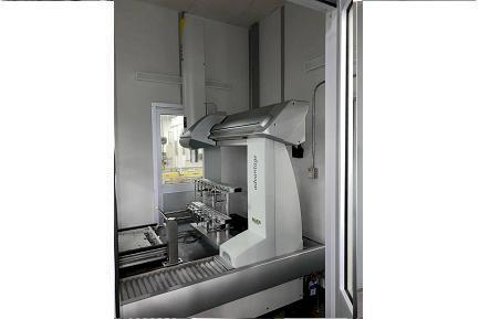 2014 BROWN & SHARPE GLOBAL ADVANTAGE 9/15/8 DCC COORDINATE MEASURING MACHINE(CMM) (#33187)