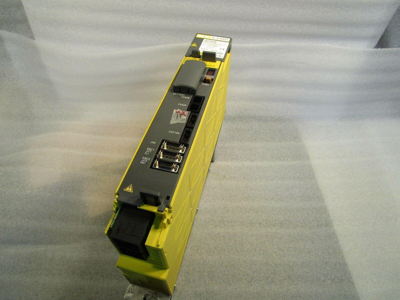 Fanuc A06B-6114-H208 aiSY 40/80 2-Axis Drive Alpha iSY 40/80