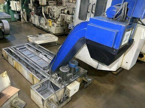 DAEWOO / DOOSAN DMH-400P CNC HORIZONTAL MACHINING CENTER