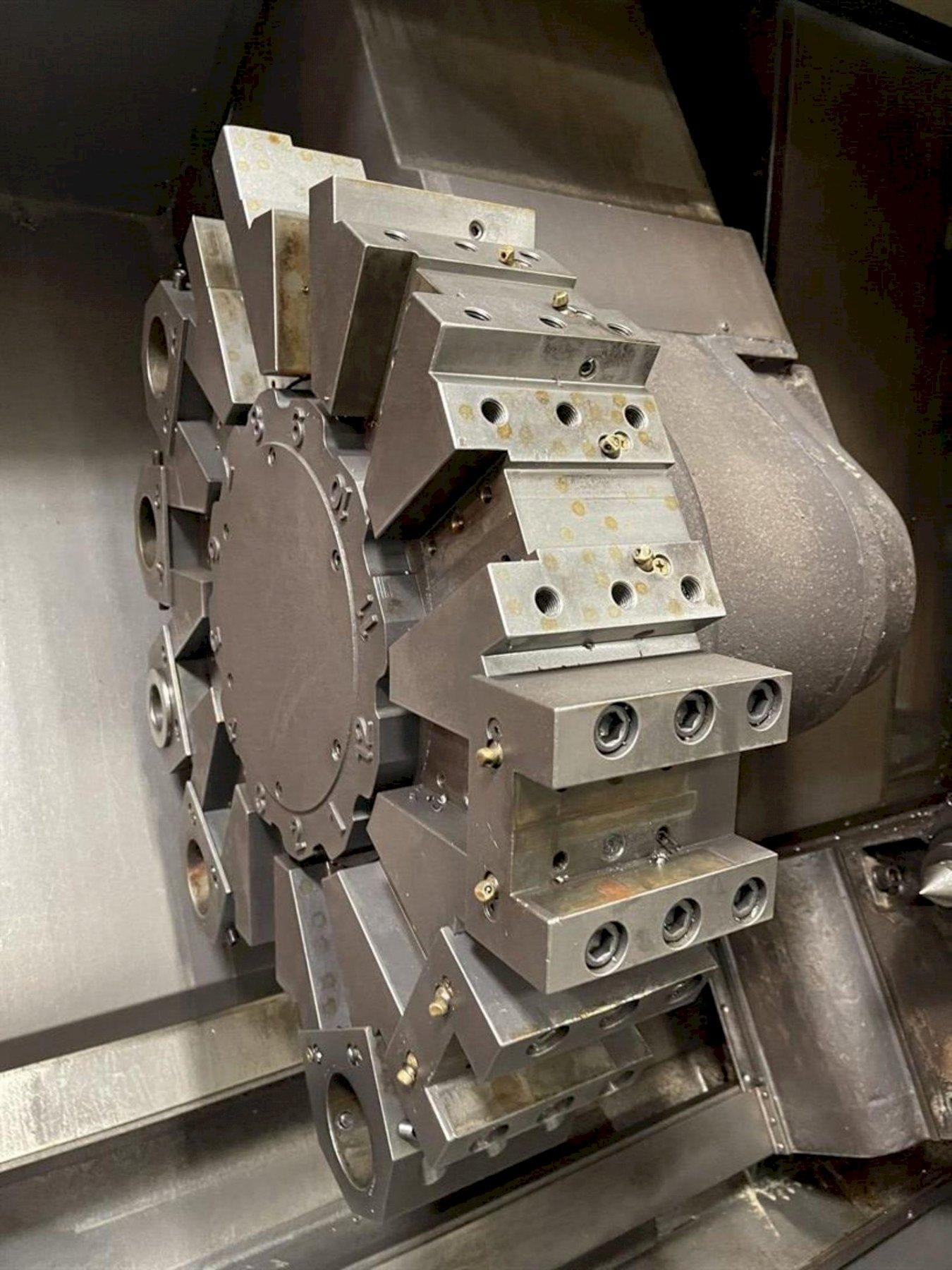 2007 Doosan Puma 500 CNC Horizontal Lathe