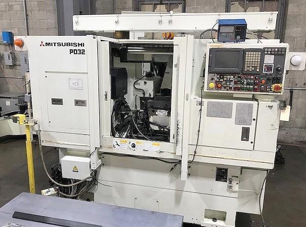 "12"" X 20"" MITSUBISHI MODE PG32 CNC PLAIN CYLINDRICAL GRINDER"