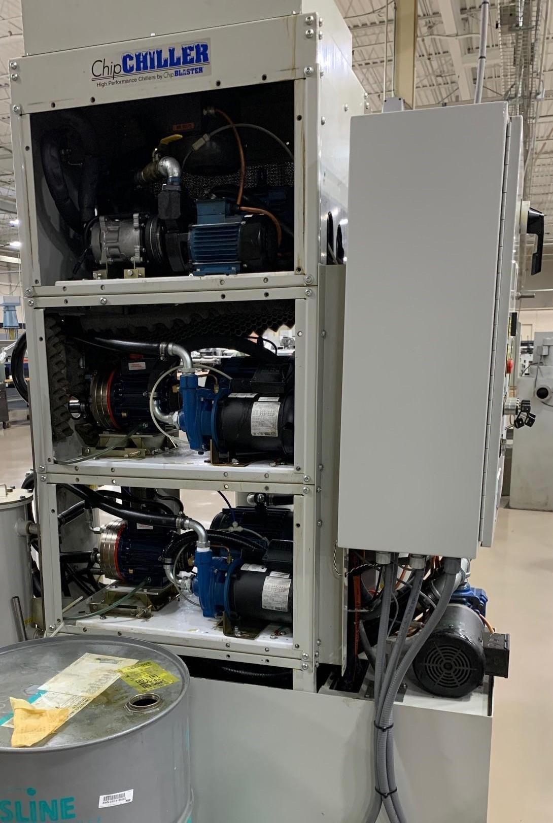Chip Blaster High Pressure Coolant System