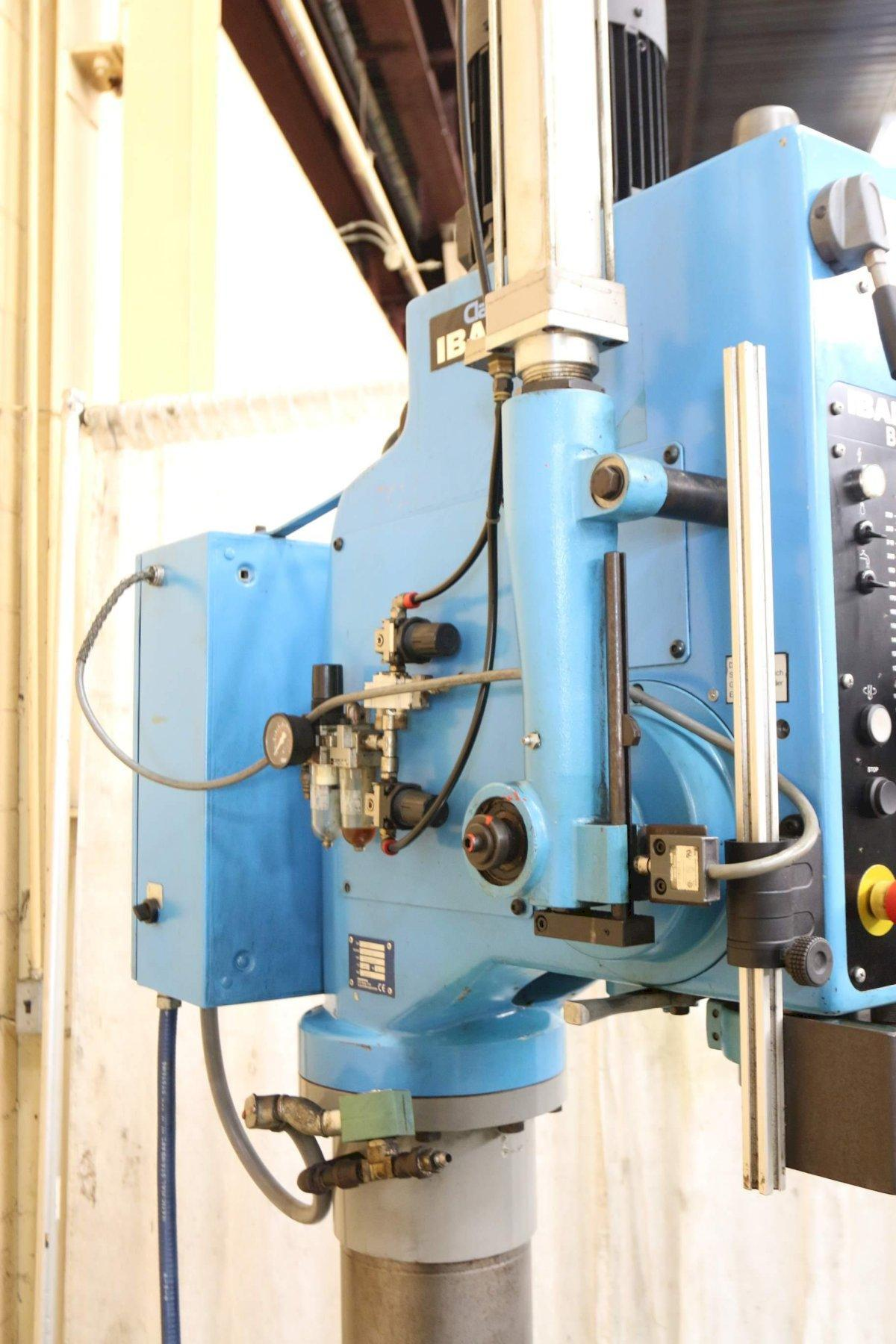 IBARMIA MODEL #B-50 SINGLE SPINDLE DRILL:  STOCK #70247