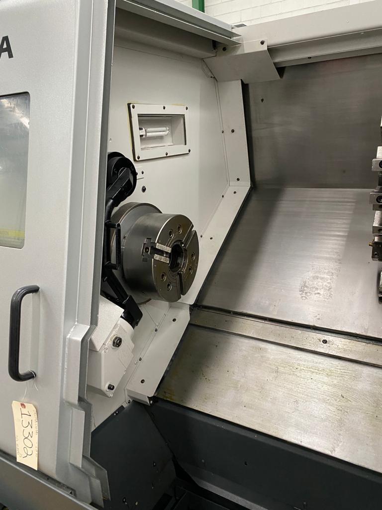 Okuma Captain L-370 CNC Horizontal Lathe