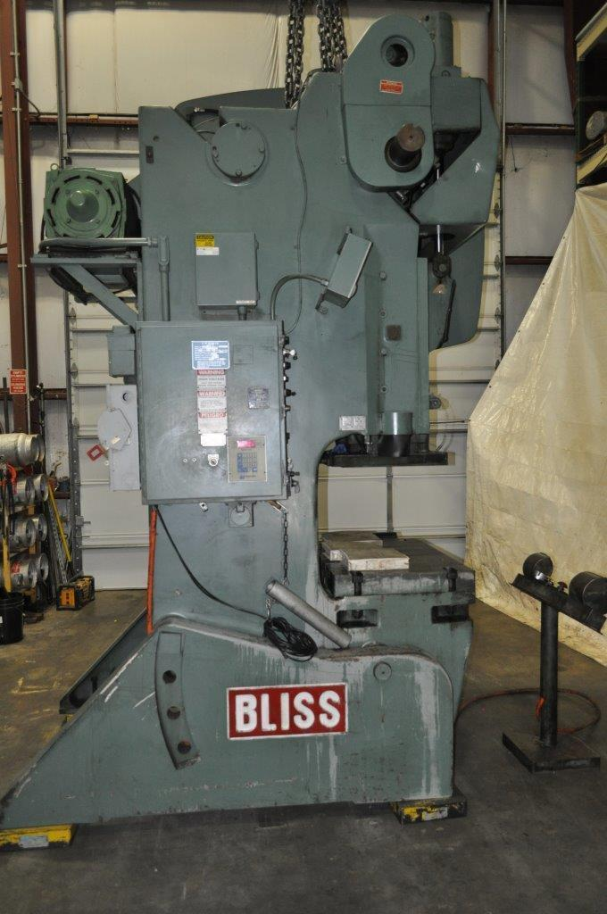 110 Bliss OBI Press