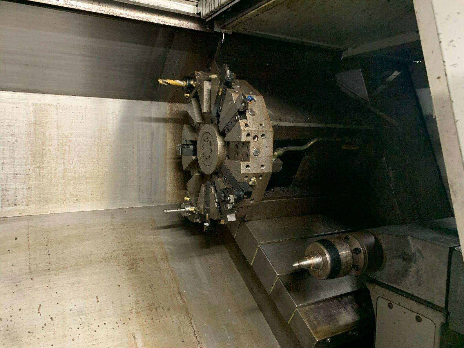 2008 Haas SL-30L CNC Horizontal Lathe