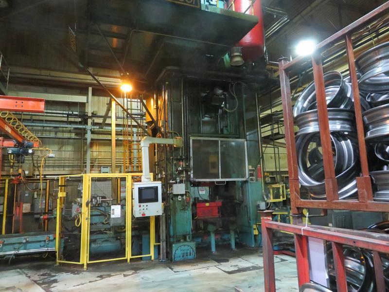 1500 Ton Verson SSSC Press