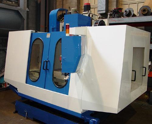 JOHNFORD SV-45, FANUC 18M CNC