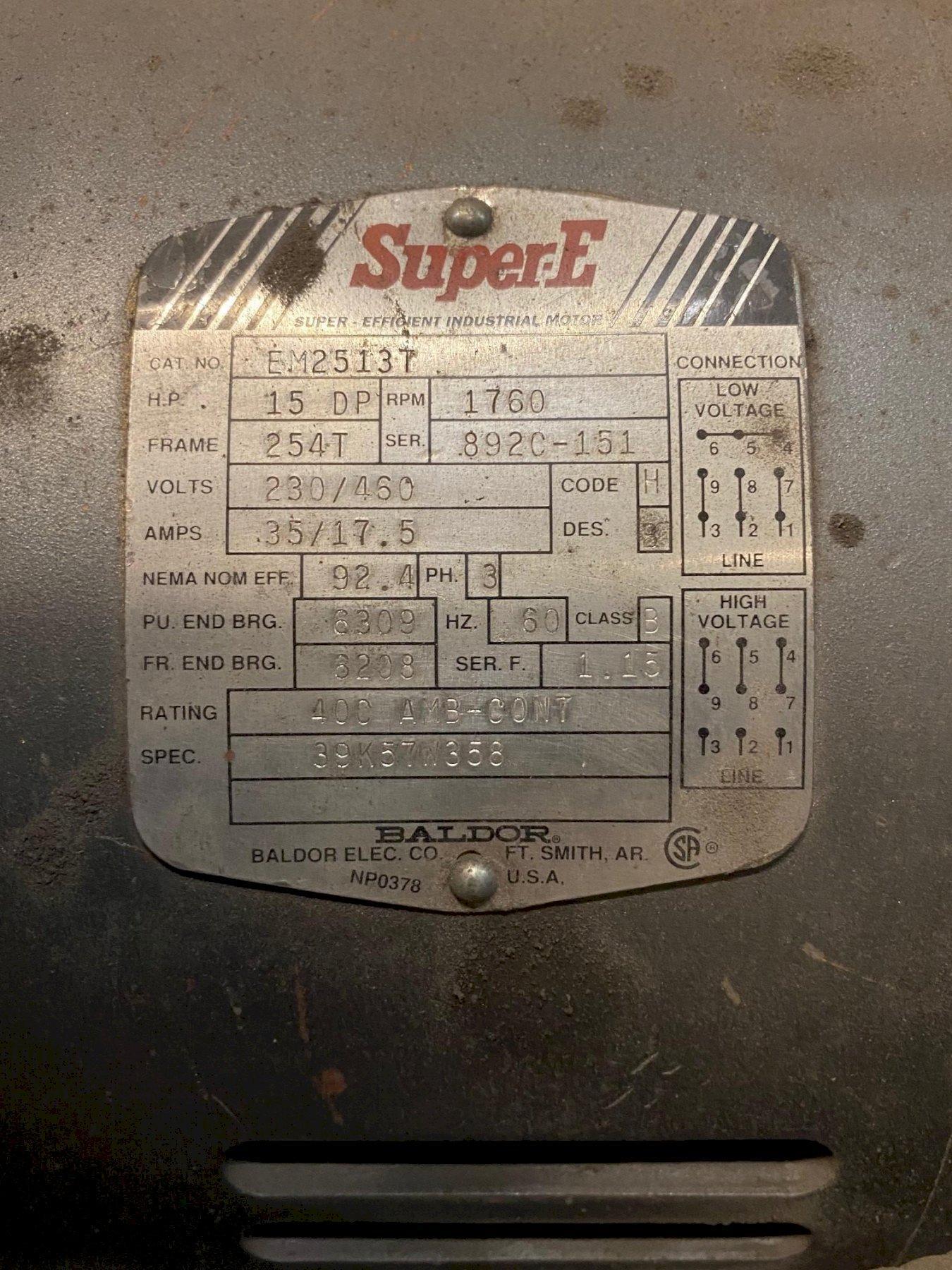 300 LB MASSEY MODEL #3CWT POWER FORGING HAMMER: STOCK #14798