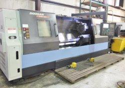 2012 Doosan Puma 400LC  CNC Horizontal Lathe