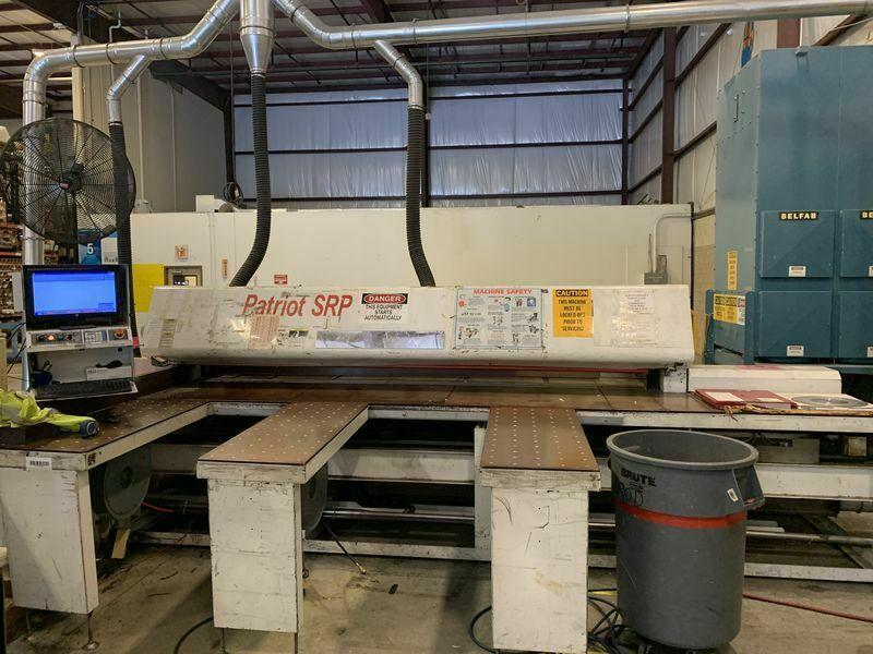 Hendricks Patriot SRP 3200 x 3200 CNC Panel Saw