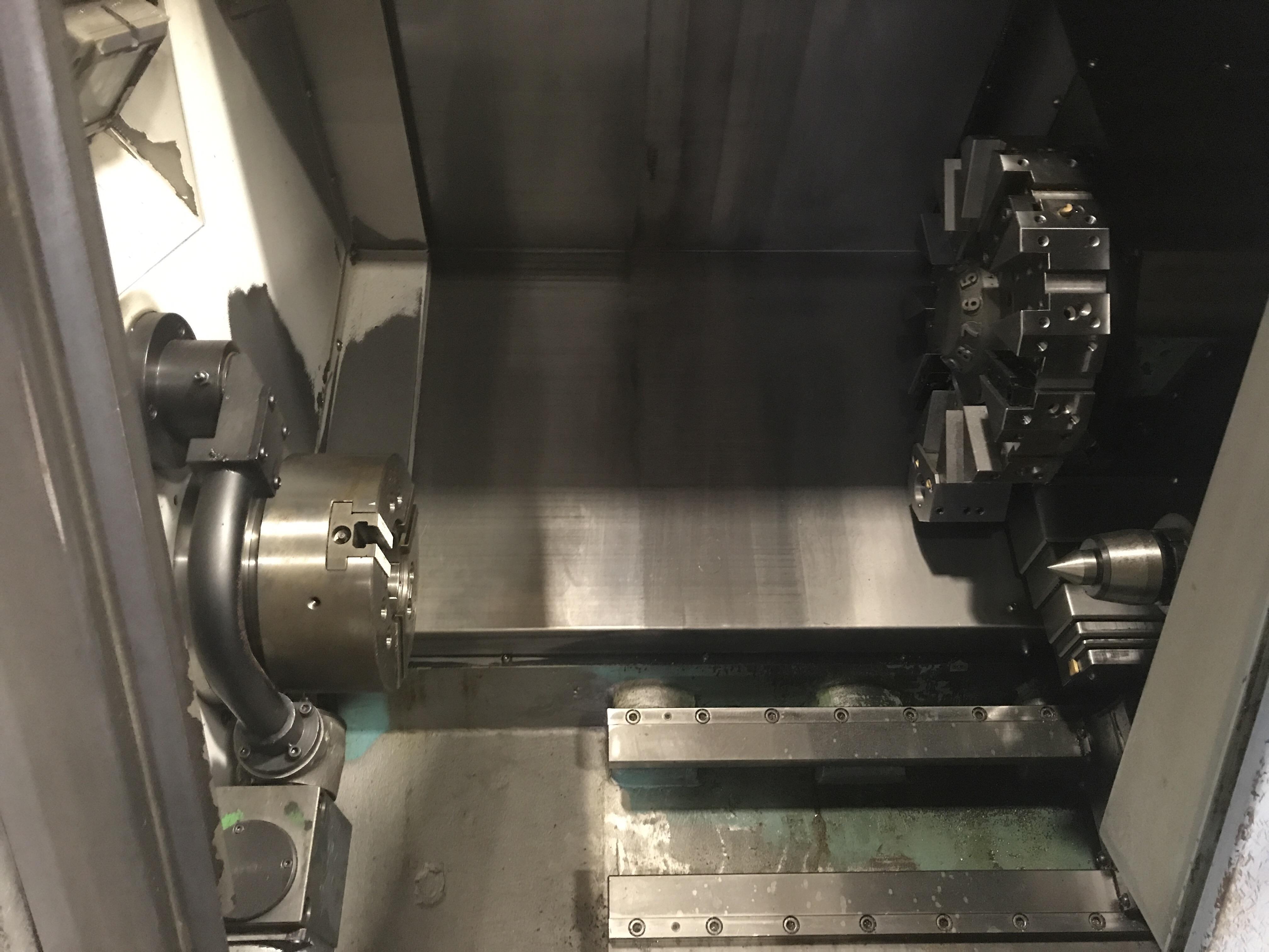 2014 DOOSAN Lynx 220LC - CNC Horizontal Lathe