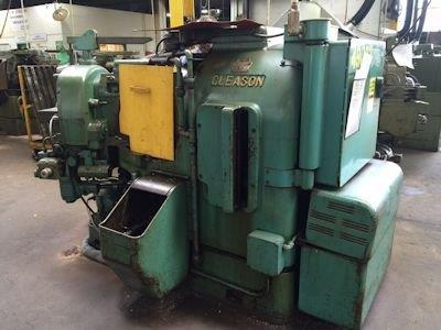 Model 11 Gleason Hypoid Gear Generator Finisher