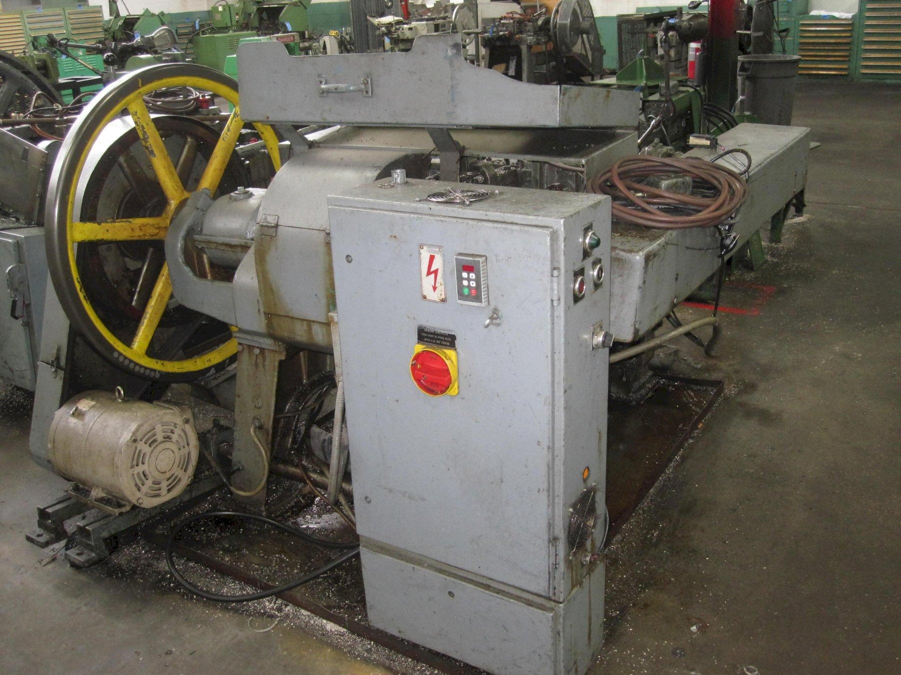 Wafios Model S-140 High Speed Long Stroke Nail Machine