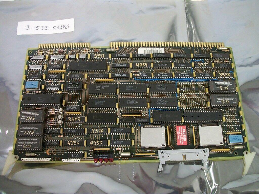 CINCINNATI CNC ACRAMATIC 950 BOARD # 3-533-0339G CTPT Board