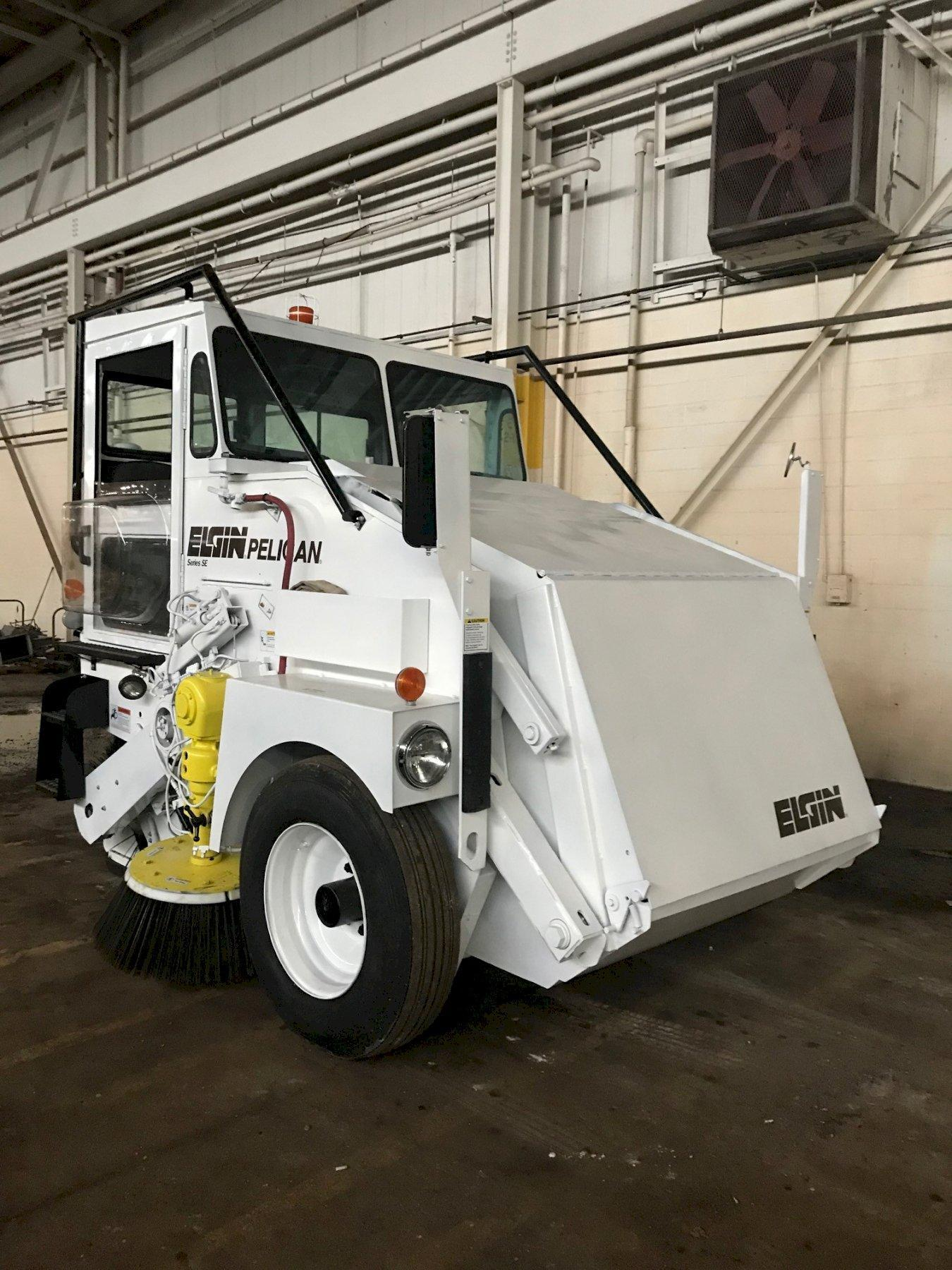 Elgin Pelican Series SE Street Sweeper (2017 Refurbishment)