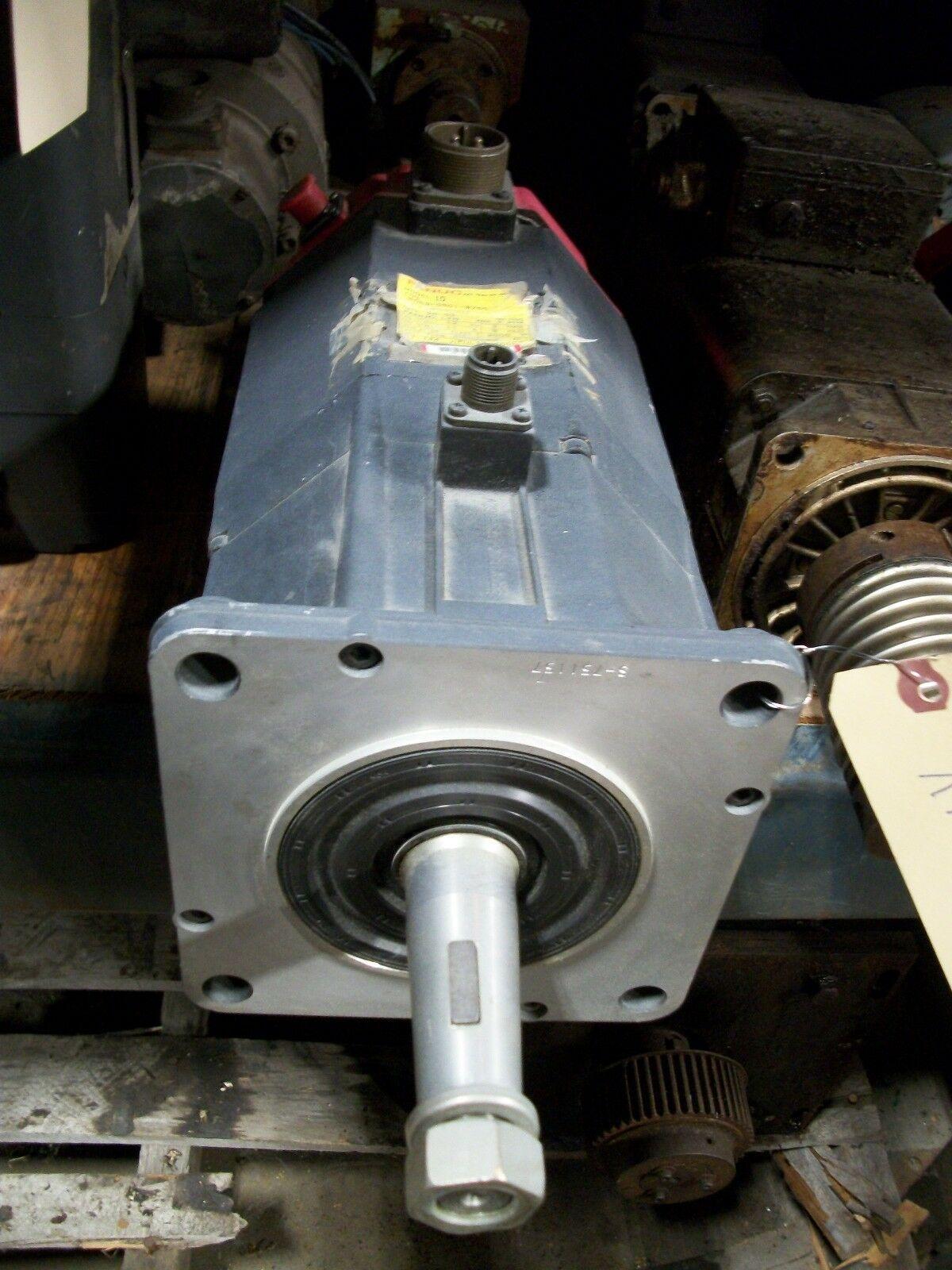 Fanuc Servo Motor Model 10 A06B-0501-B755