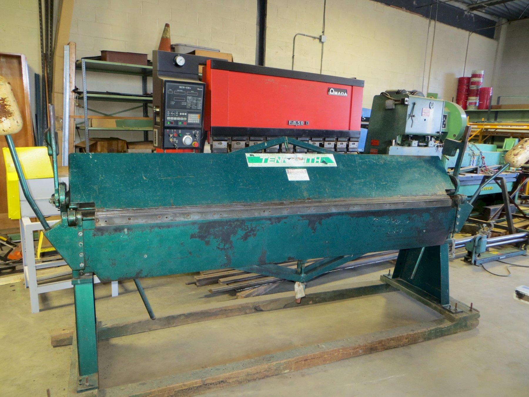16 Ga x 8 ft Tennsmith Hand Brake Model HB97-16