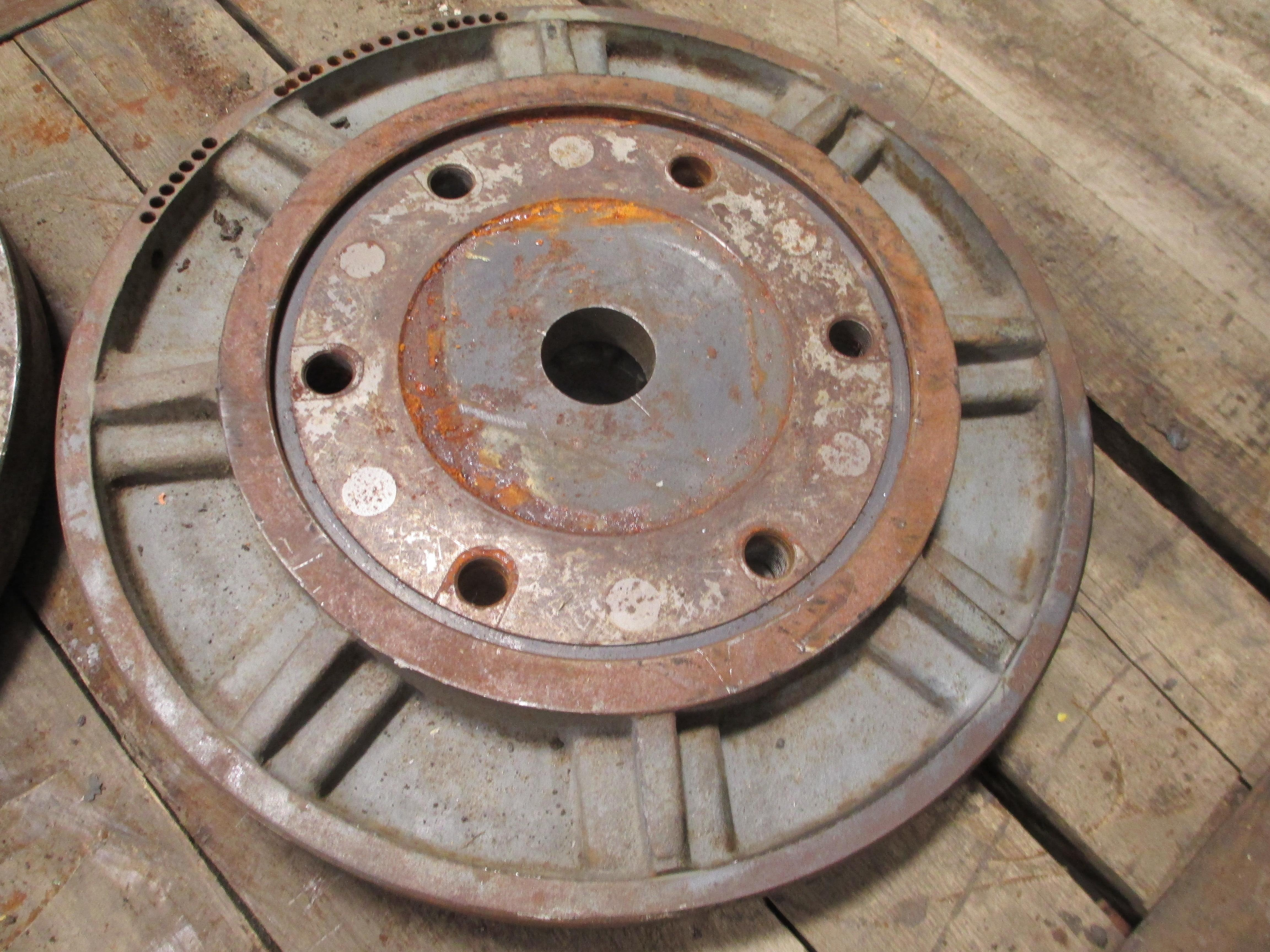 "16"" Face Plate