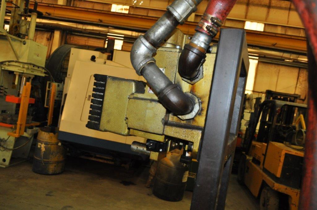 20 Ton Air Ram Cut Off Press