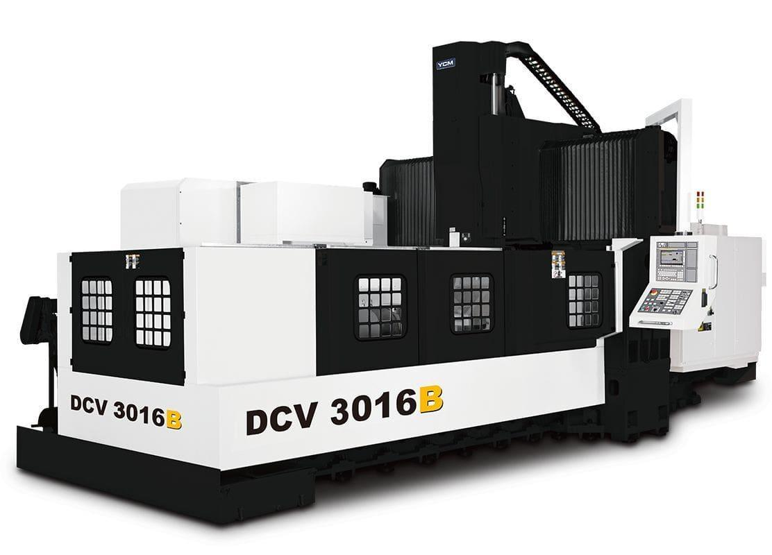 YCM Model DVC 3016B CNC Bridge Style Vertical Machining Center - Never Been Used - New In Crate