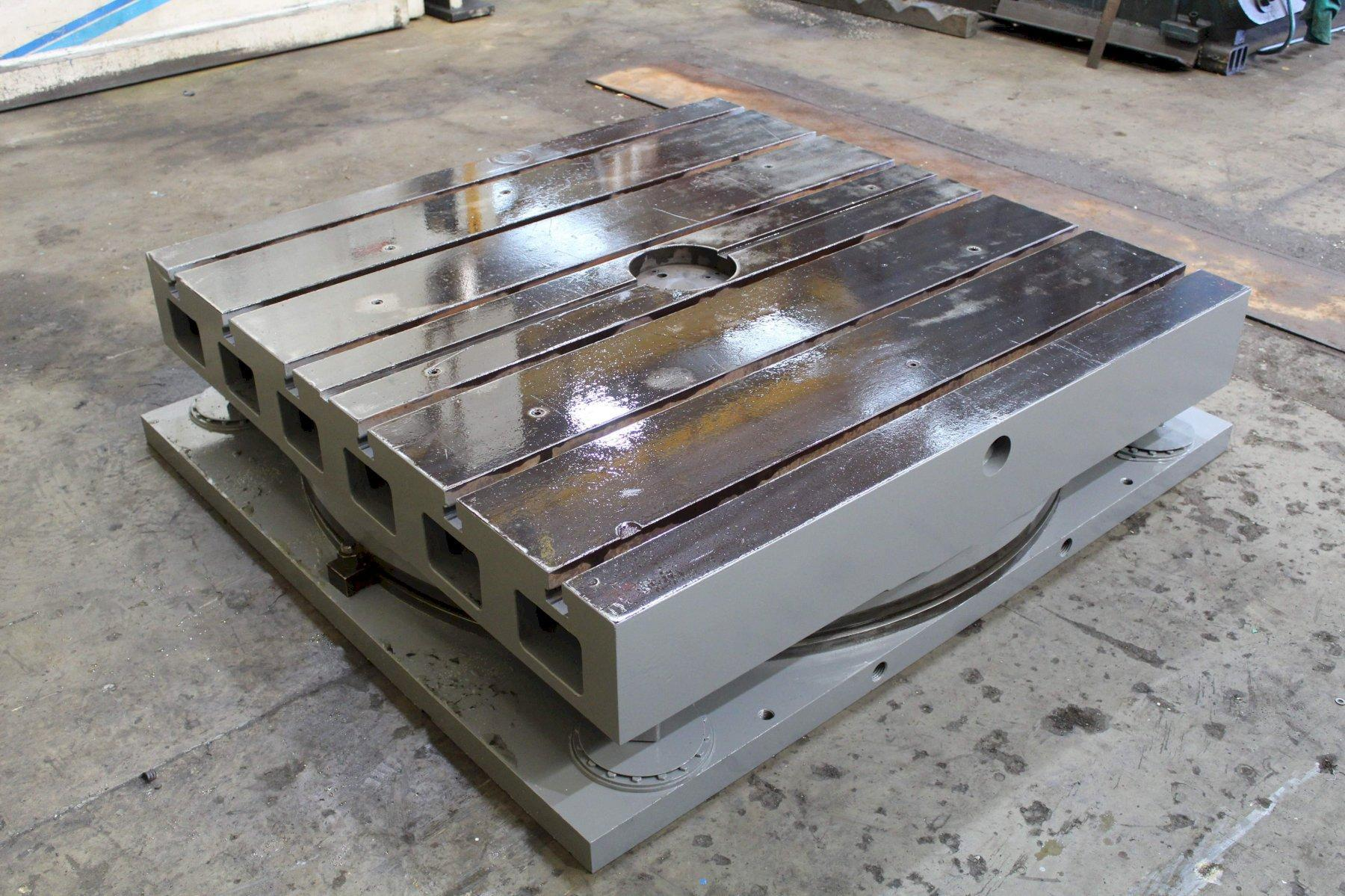 60' X 60' LUCAS AIR LIFT ROTARY TABLE: STK 71364