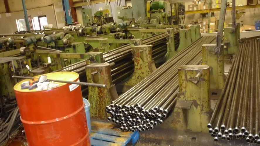 """PMC 1/2"""" to 3"""" Pipe Double End Automatic Thread & Couple Line"""