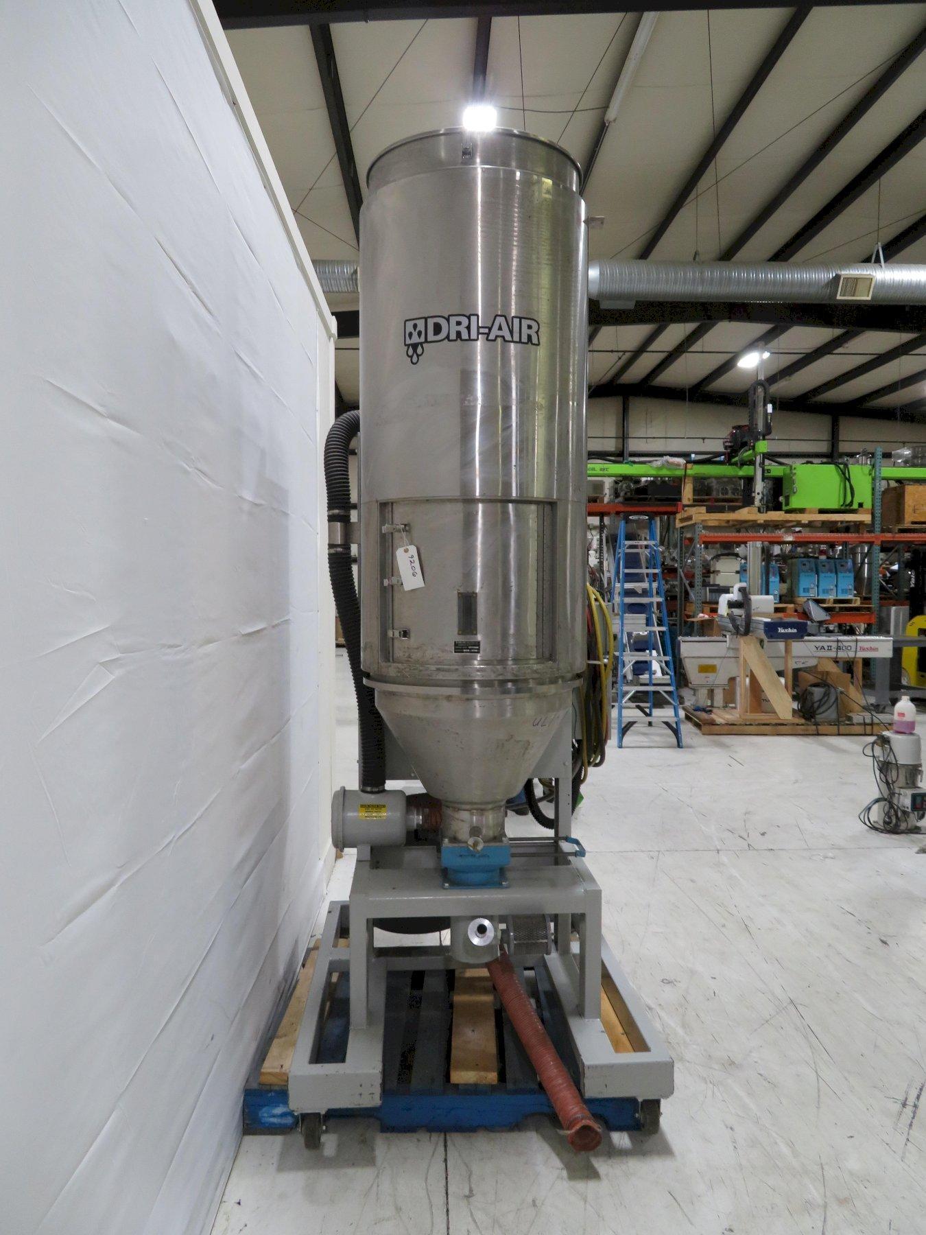 Dri-Air Used APD11 Material Dryer, Desiccant, 200 lb/hr, 230V, Yr. 2015