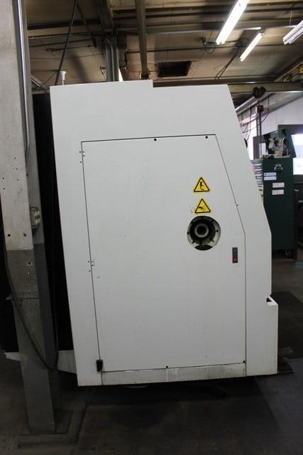 Hurco TM-10 CNC Turning Center (2005)