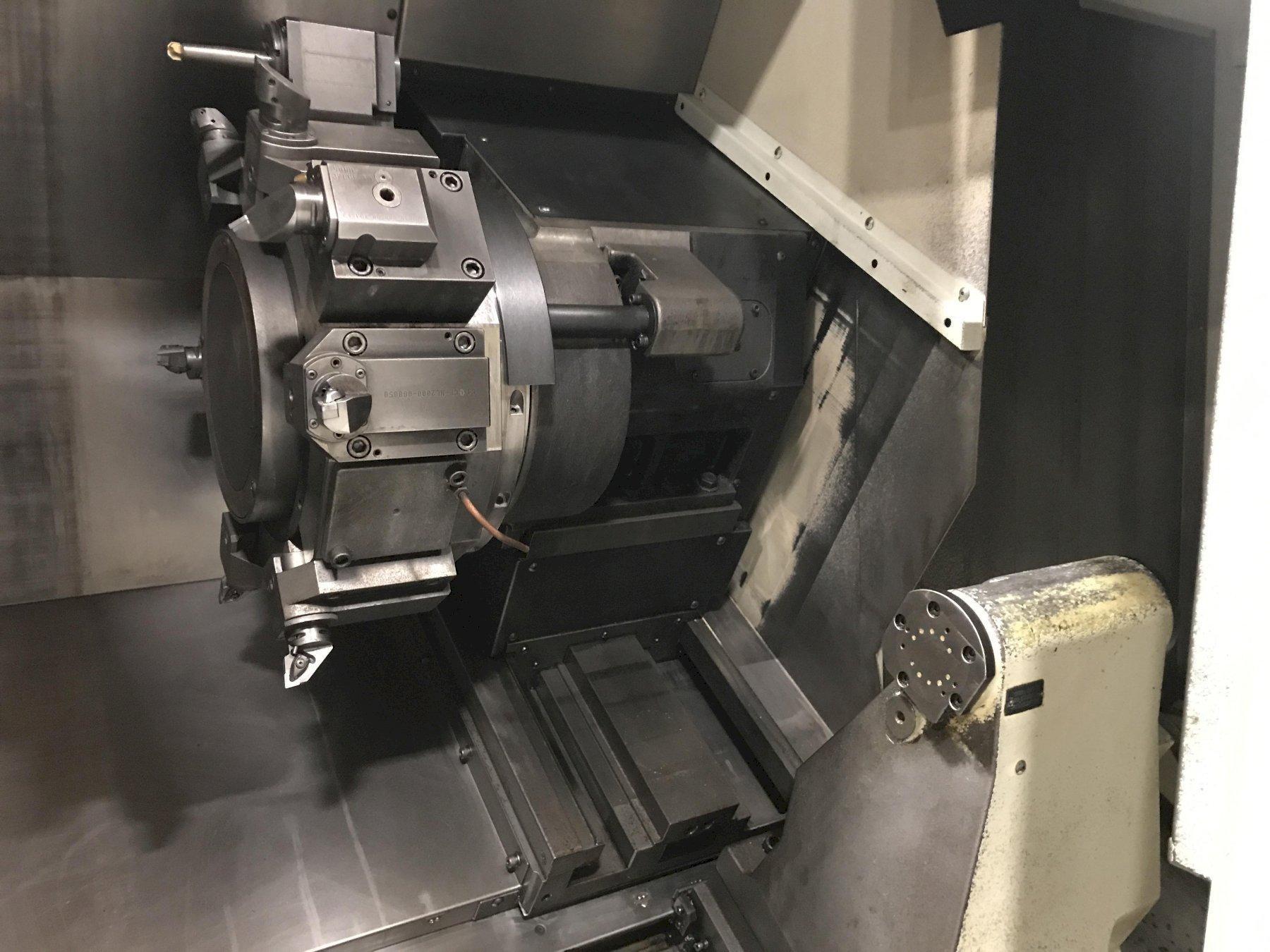 Mori Seiki NL2500MC/700 - CNC Horizontal Lathe