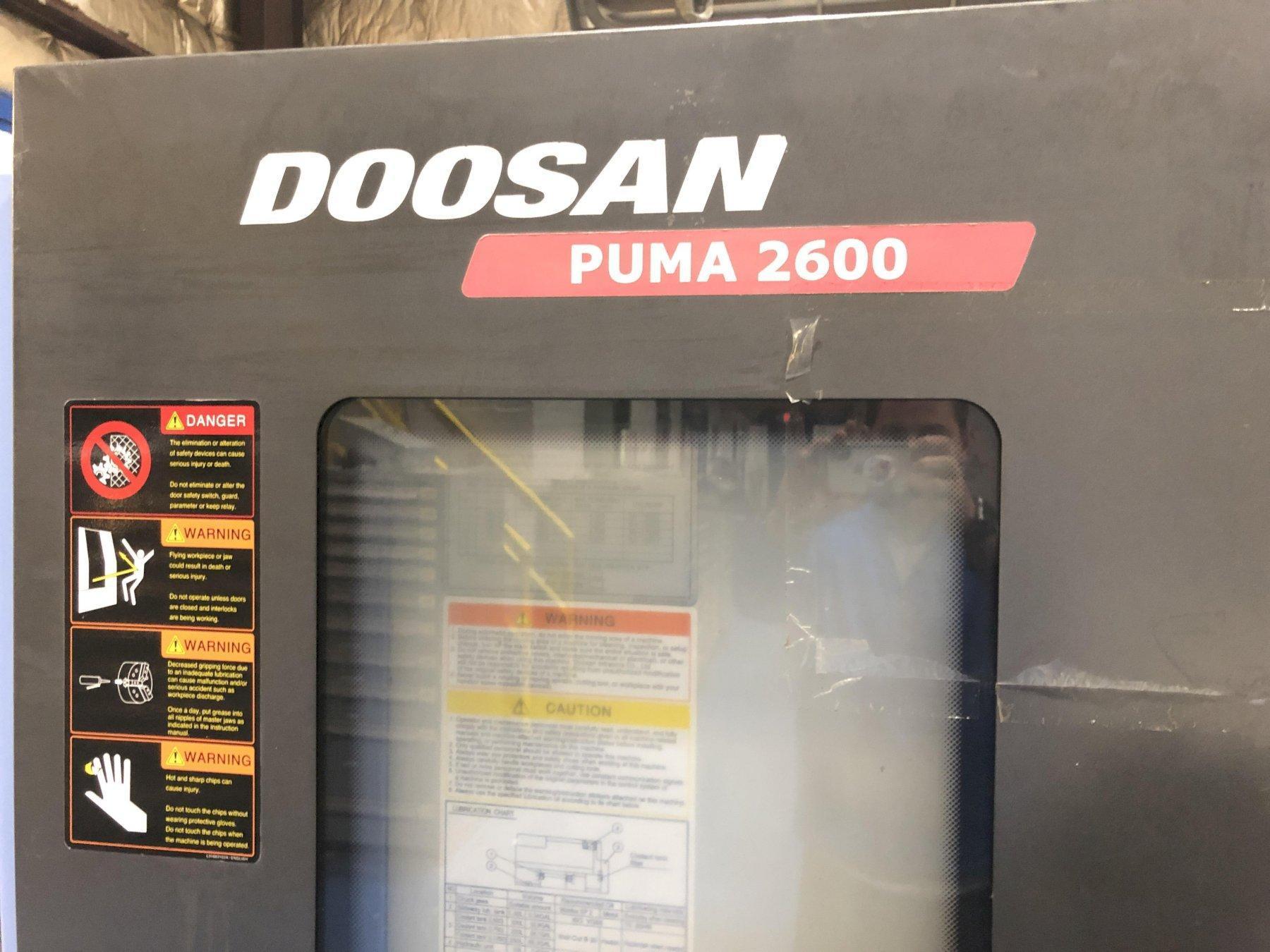 2014 DOOSAN Puma 2600