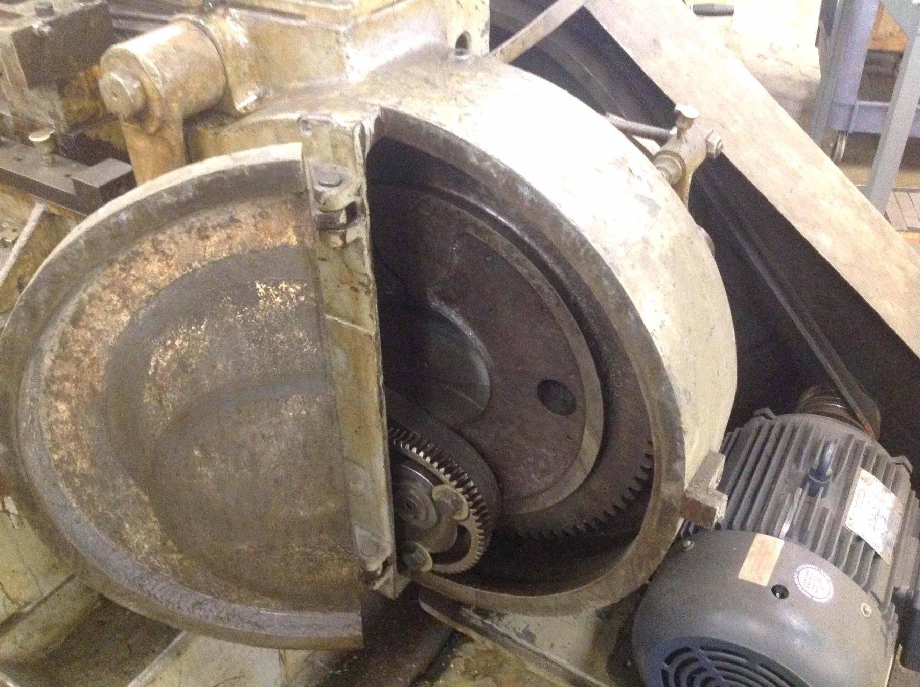 #20  Waterbury Farrel  Heavy Frame Hand Feed Flat Die Thread Roller