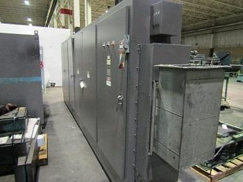 400KW Pillar Industries MK8 Induction Heating Power Supply   Our stock number: 114105
