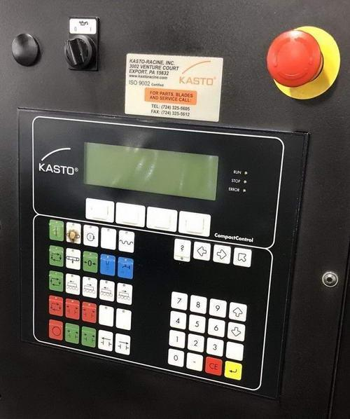 KASTO Kastotec A5 Programmable Horizontal Band Saw
