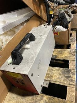 LEPEL 25-480-135 INDUCTION HEATER   Our stock number: 114802