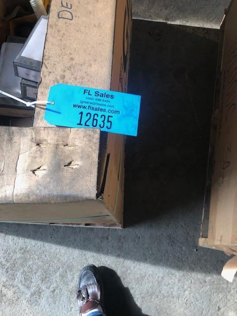 BOX OF DEPENDABLE 400FA SPARE PARTS
