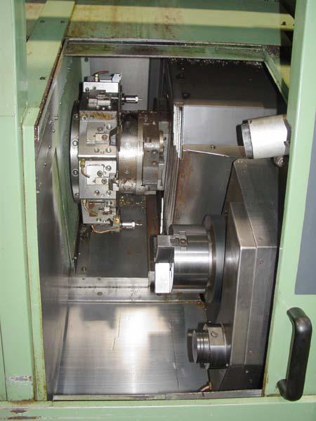 Mori Seiki DL-150 Dual Spindle, Dual Turret CNC Turning Center