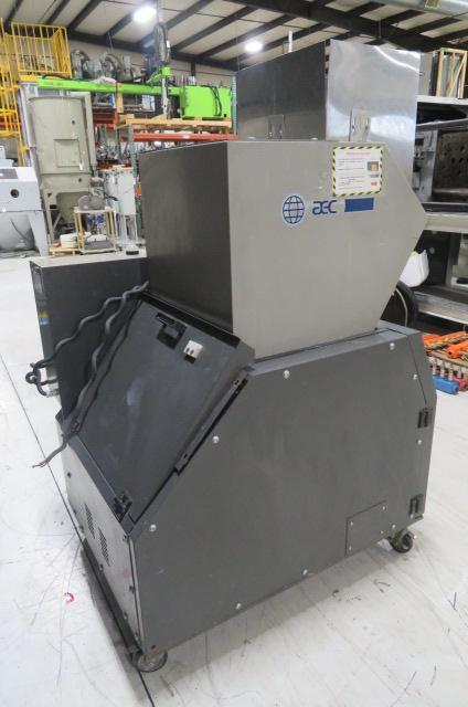 "AEC Used GP1018 Granulator, 18"" x 14.75, 10hp, 460V, Yr. 2016"