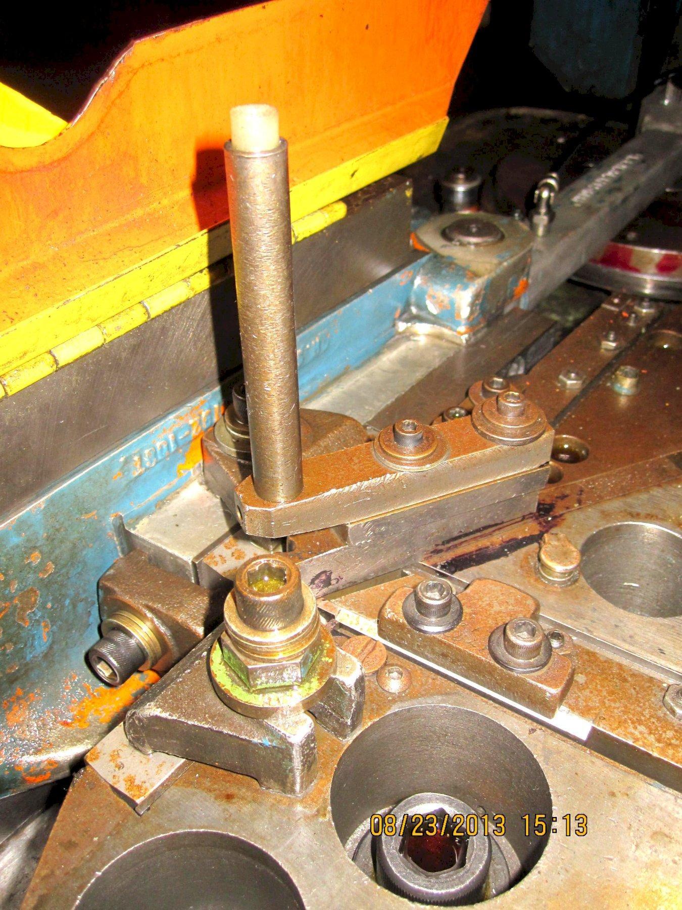 "3/16"" Hartford 0-400 High Speed Thread Roller"