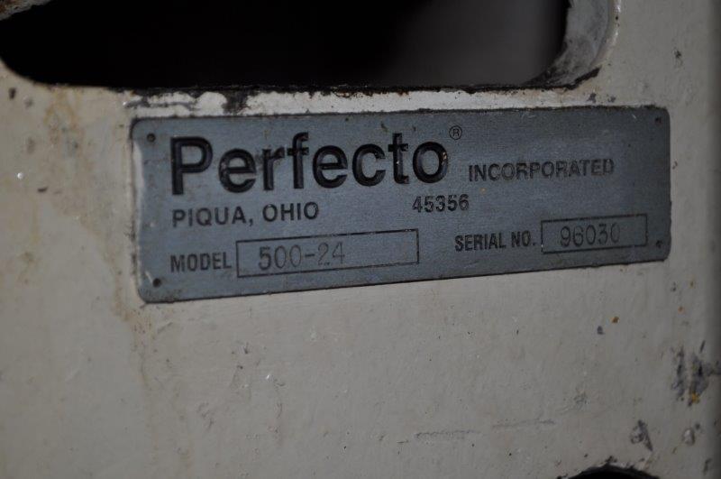 "15,000 LB x 30"" x .125"" Perfecto Servo Feedline"