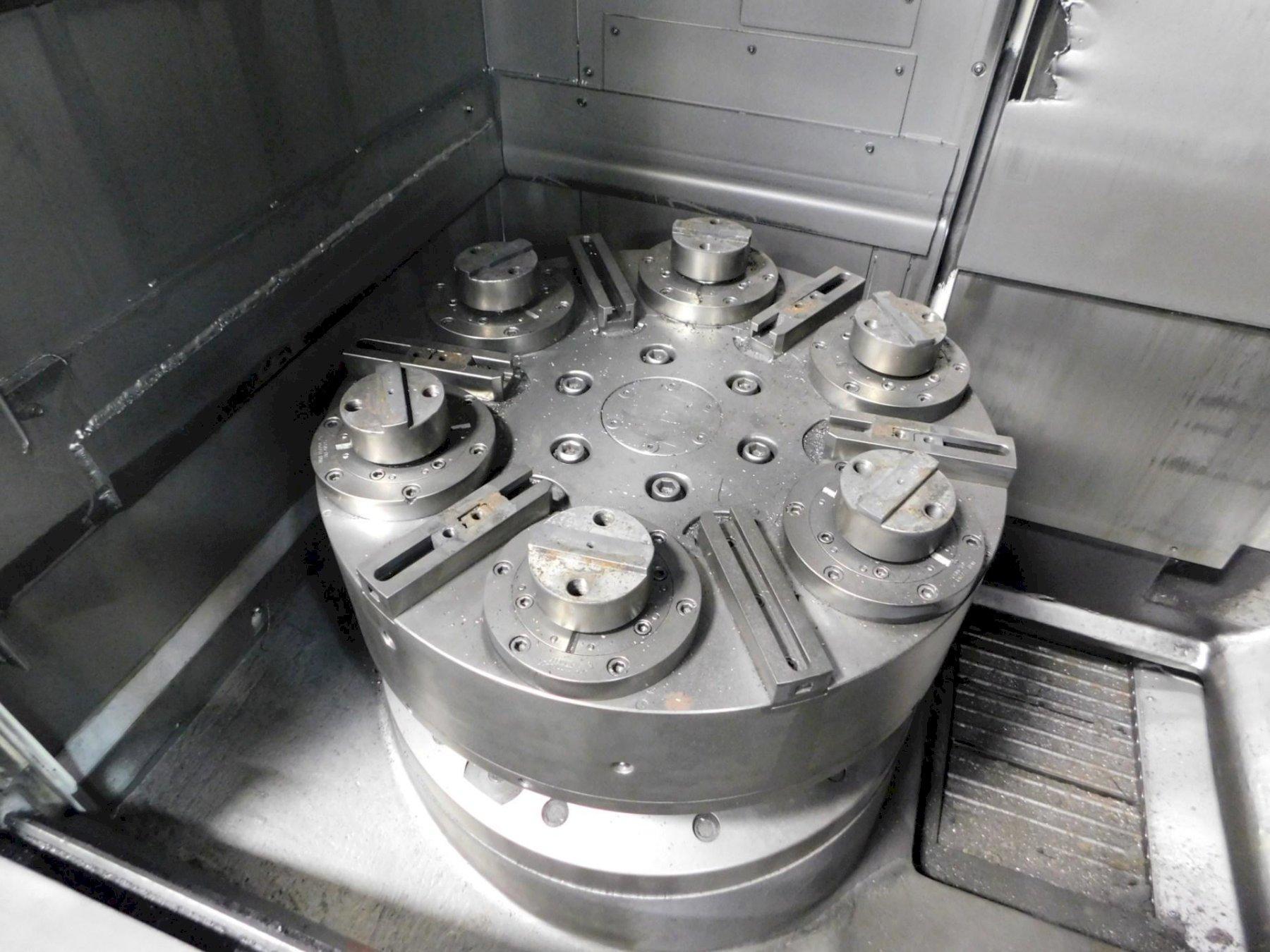 2017 Okuma 2SP-V80 - CNC Twin Spindle Vertical Turret Lathe
