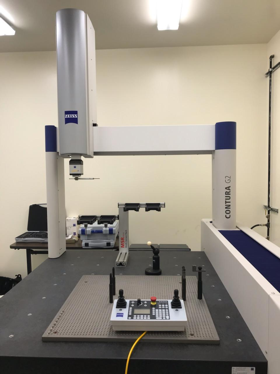 ZEISSZeiss Contura G2 Activ 10/12/6 Coordinate Measuring Machine (CMM)