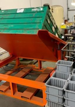 GLOBAL INDUSTRIES TILTER (2) AVAILABLE