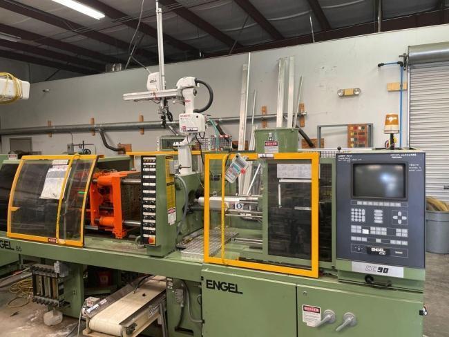 Engel Used 200-85 Injection Molding Machine, 85 ton, 230V