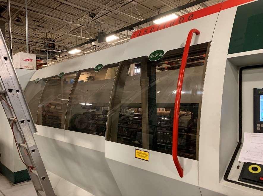 BLM LT 813D Tube Laser