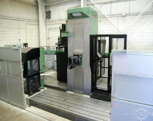 Parpas OMV Electra (5) Axis CNC Milling Machine
